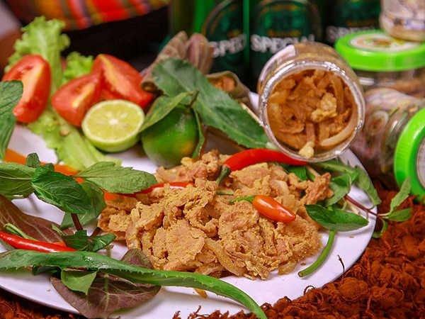 Thịt chua - 10 món ăn ngon Tuyên Quang