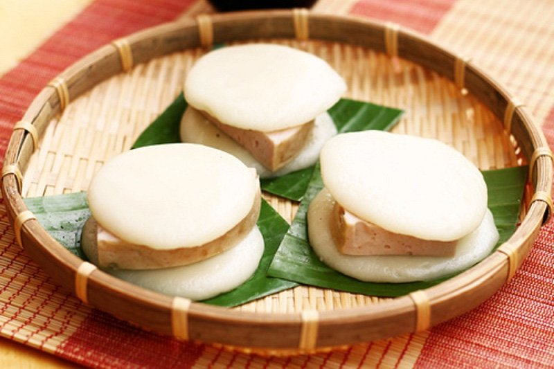 Bánh dày người Mông
